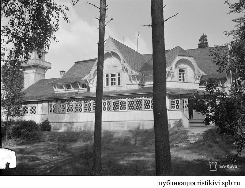 История здания казино в териоках казино на круизных лайнерах